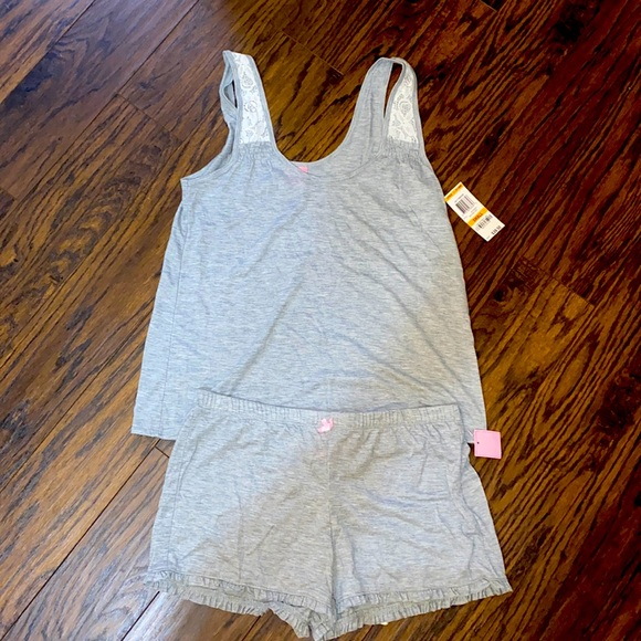 Shorts Tank Pajamas New